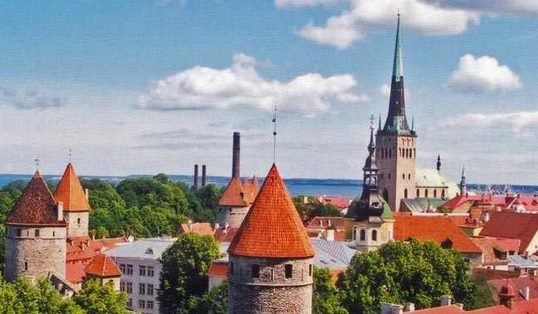 La mia vacanza in Estonia: Tallinn!